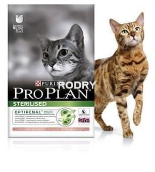 Purina pro plan gatos esterilizados salmon 1 5 k alimento seco - Alimento para gatos esterilizados ...